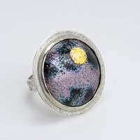 """View From Space"" Ring"